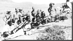 Italian & Ethiopian colonial troops