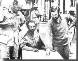 Wingate, Sandford and Emperor Selassie